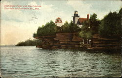 Sherwood Point and Light House