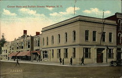 Corner Main and Buffalo Streets