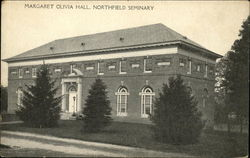 Margaret Olivia Hall, Northfield Seminary
