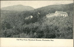 Half Way House, Monadnock Mountain