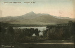 Chocorua Lake and Mountain