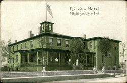 Street View of Fairview Hotel