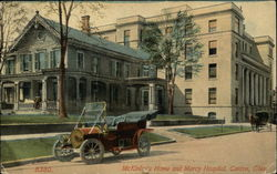 McKinley's Home and Mercy Hospital