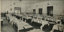 Lunch Rooms, Home of the Hershey Chocolate Company