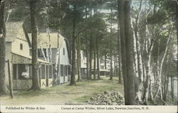 Camps at Camp Wilder, Silver Lake