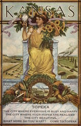 Sunflower and Seal of Kansas