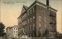 St. Mary's College - Junior Building