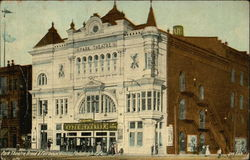 Park Theatre, Broad and Fairmount Avenues