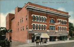 Majestic Theatre Postcard