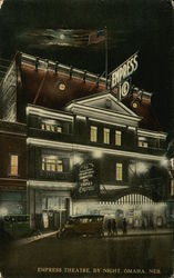 Empress Theatre by night