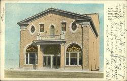 New Colonial Theatre Postcard