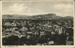 View of St. Johnsbury
