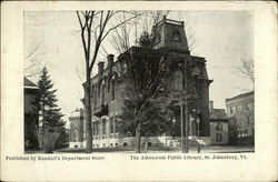 The Athenaeum Public Library