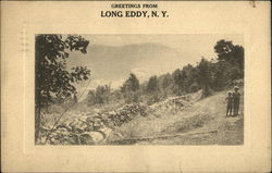 Greetings from Long Eddy