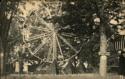 Ferris Wheel and Boy Scouts Camp