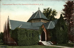 Congregational Church, West Seventh Street