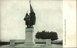 New Soldiers Monument
