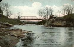 Bridge near Mouth of Millers River