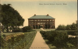 State Normal School and Grounds