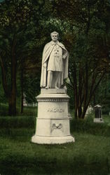 Governor Andrew Monument - Hingham Cemetery
