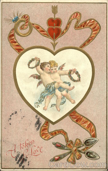 A Token of Love Cupid