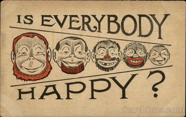 Is Everybody Happy? The Whole Family