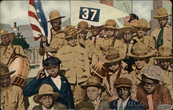 What About Us? Boy Scouts Black Americana