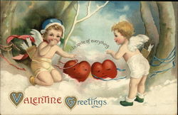 Valentine Greetings, In Spite of Everything