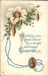 Wishing you Good Cheer for a Bright and Happy Easter-Tide
