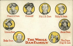The Whole Dam Family