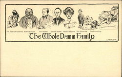 The Whole Damm Family