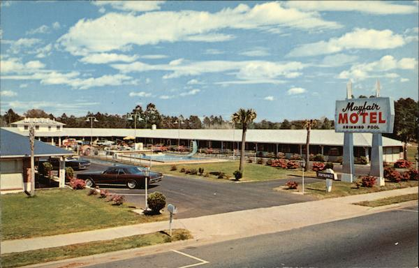 Mayfair Motel Pensacola Florida