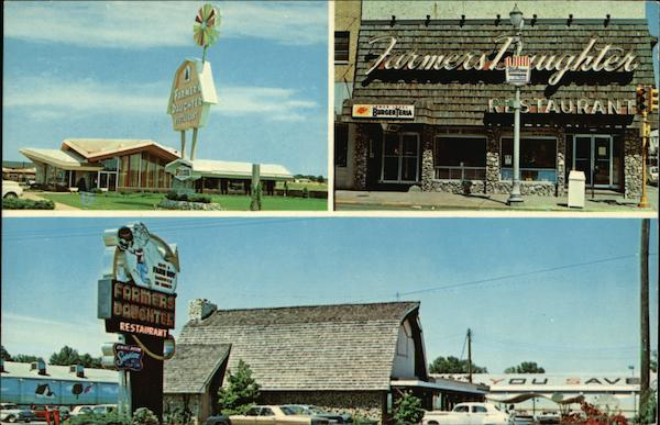 Farmers Daughter Restaurants Evansville Indiana