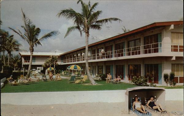 Beachside Motel & Apartments Fort Lauderdale Florida