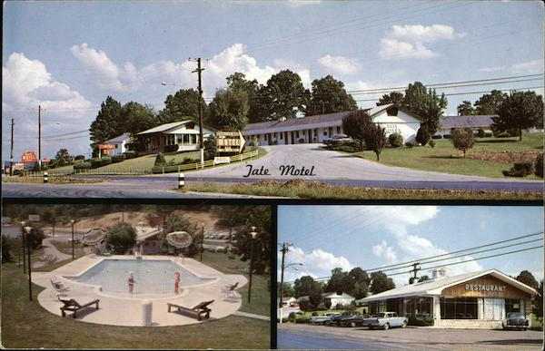 Tate Motel Knoxville Tennessee
