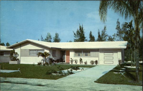 The Sierra Model - Rutenberg Construction Company Inc Clearwater Florida