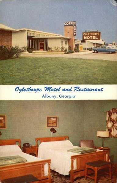 Oglethorpe Motel And Restaurant Albany GA