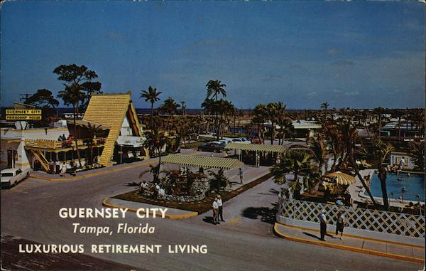 Guernsey City Tampa Florida
