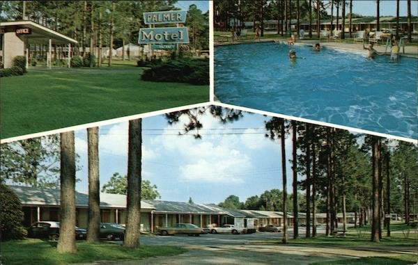 Palmer Motel Bainbridge Georgia