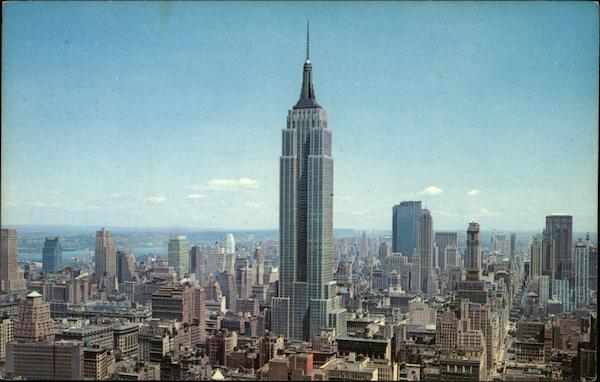 Empire State Building - Breath-taking View New York