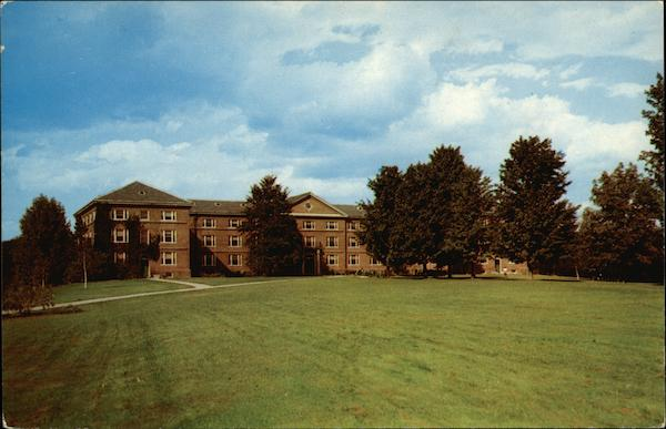 Gould Hall Northfield School for Girls East Northfield Massachusetts
