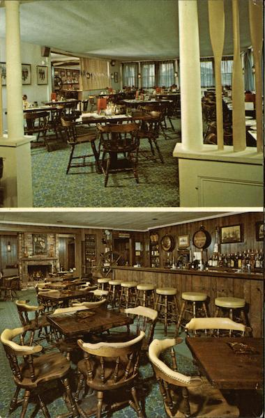 The Captains Chair Restaurant and Lounge Hyannis Park Massachusetts
