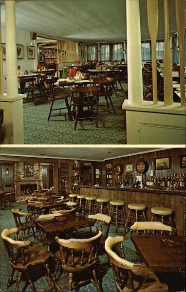 The Captains Chair Restaurant And Lounge Hyannis Park Ma
