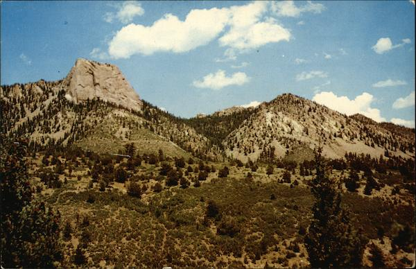 Tooth of Time Philmont Scout Ranch Cimarron New Mexico