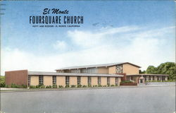 El Monte Foursquare Church