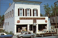 Fish Creek General Store Norz Red Owl