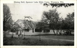 Dining Hall at Spencer Lake Bible Camp