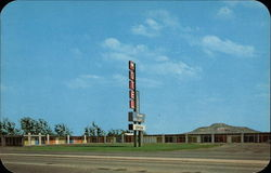 Royal Palacio Motel Postcard