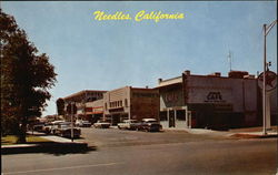 Needles, California