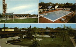 Murietta Motel - Ground and Pool Views